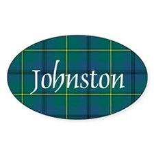 Tartan - Johnston Decal
