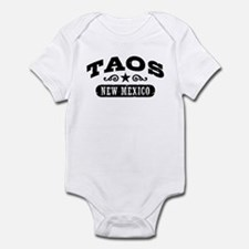 Taos New Mexico Infant Bodysuit