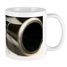 clarinet and Musc Case Mens Small Mug Small Mug