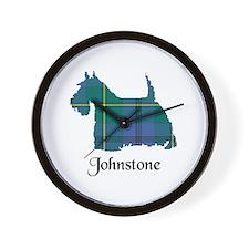 Terrier - Johnstone Wall Clock