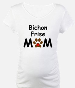 Bichon Frise Mom Shirt