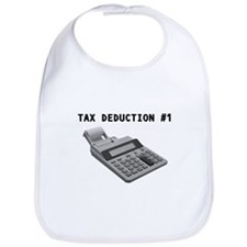 TAX DEDUCTION #1 Bib