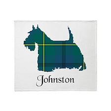 Terrier - Johnston Throw Blanket