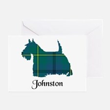 Terrier - Johnston Greeting Cards (Pk of 10)