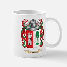 Castillo Coat of Arms Mug
