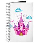 Pink Fairytale Castle Journal