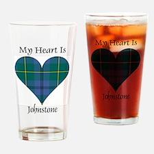 Heart - Johnstone Drinking Glass