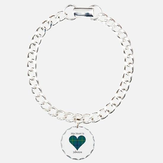 Heart - Johnston Charm Bracelet, One Charm