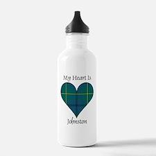 Heart - Johnston Sports Water Bottle