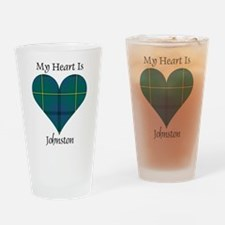 Heart - Johnston Drinking Glass