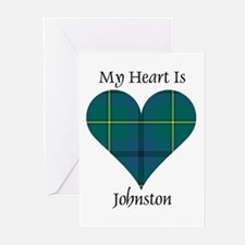 Heart - Johnston Greeting Cards (Pk of 10)