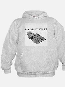 TAX DEDUCTION #2 Hoodie