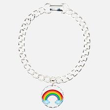 Rainbow & Clouds Bracelet