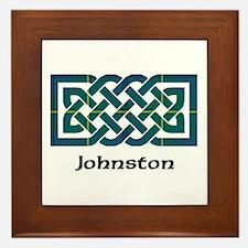 Knot - Johnston Framed Tile