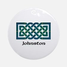 Knot - Johnston Ornament (Round)