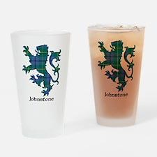 Lion - Johnstone Drinking Glass