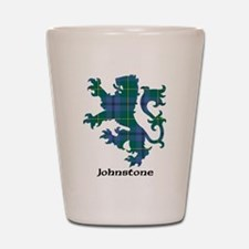 Lion - Johnstone Shot Glass