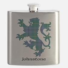 Lion - Johnstone Flask