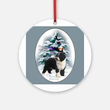 Spanish Water Dog Ornament (Round)