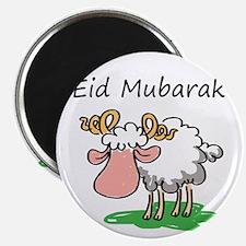 """Unique Eid mubarak 2.25"""" Magnet (10 pack)"""