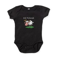 Cute Islamic Baby Bodysuit
