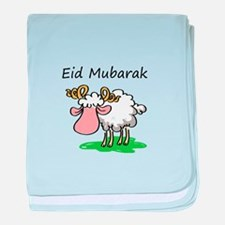Cool Eid baby blanket