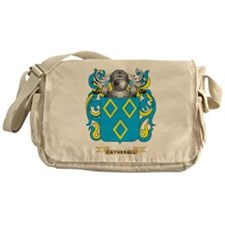 Catherall Coat of Arms Messenger Bag