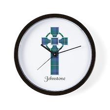 Cross - Johnstone Wall Clock