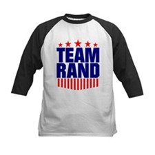 Team Rand Paul Baseball Jersey