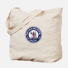 Keep Calm and Frack On Tote Bag