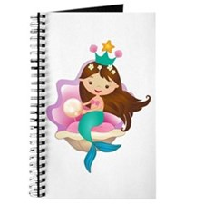 Princess Mermaid Journal