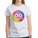 Candy Smiley - Rainbow Women's T-Shirt