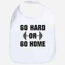 Go Hard or Go Home Workout Bib