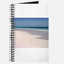 Pink Sands Beach Journal