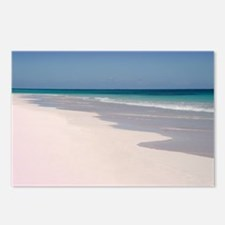 Pink Sands Beach Postcards (Package of 8)