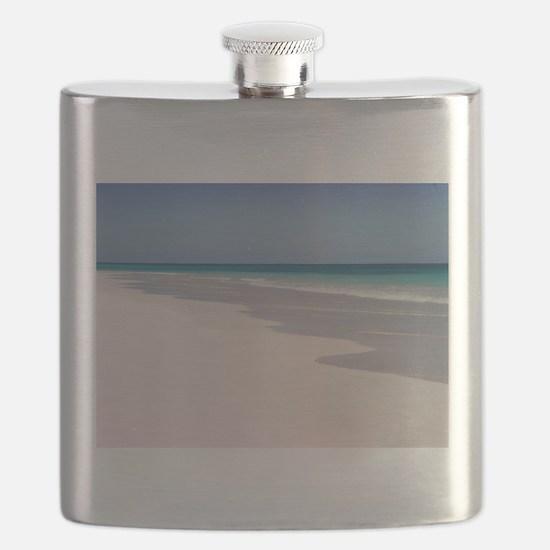 Pink Sands Beach Flask