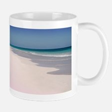 Pink Sands Beach Small Small Mug