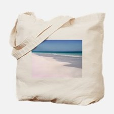 Pink Sands Beach Tote Bag