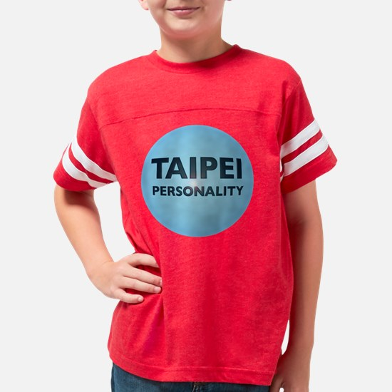 Taipei Youth Football Shirt