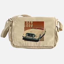 1953 In Cream Messenger Bag