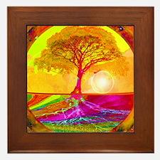 Healing Framed Tile
