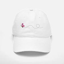 Butterfly in Flight Baseball Baseball Cap