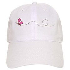 Butterfly in Flight Baseball Cap