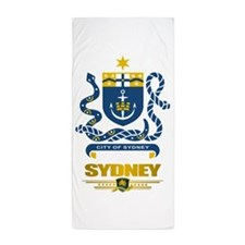 Sydney (Flag 10)2.png Beach Towel
