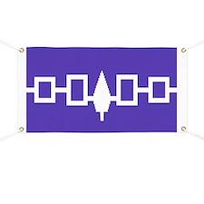 Iroqouis Confederacy Flag