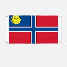 Muscogee Creek Flag