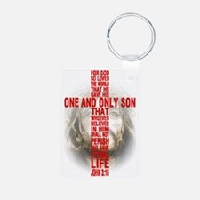 His One and Only Son Keychains