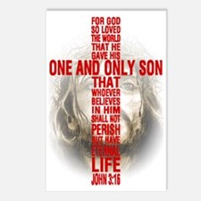 His One and Only Son Postcards (Package of 8)