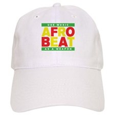 AFROBEAT _ USE MUSIC AS A WEAPON Baseball Cap