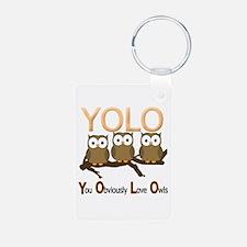 YOLO Keychains